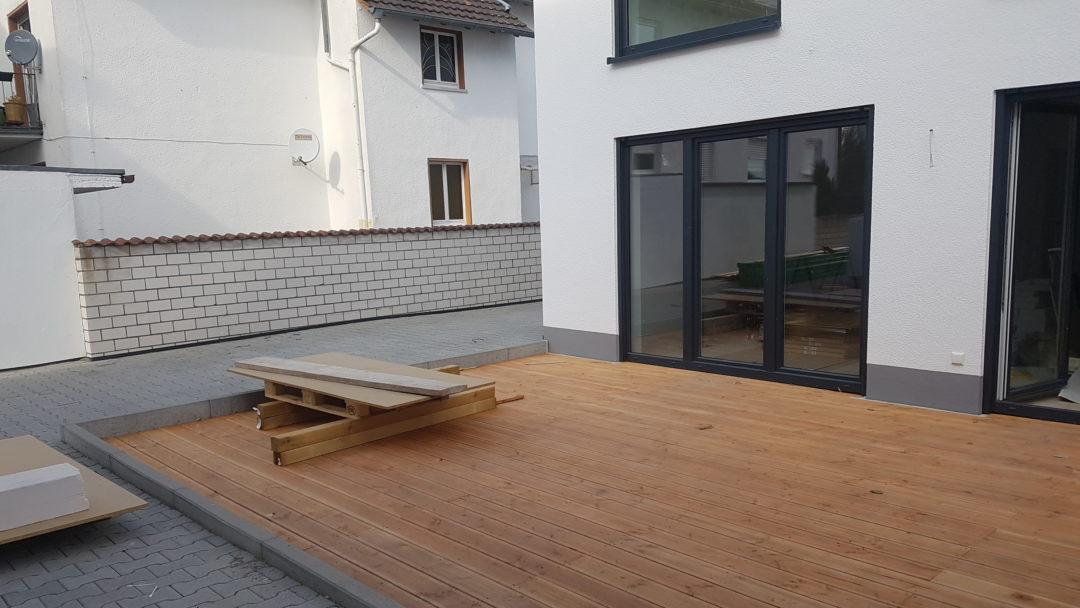 Objekt 92: Neubau Doppelhaushälfte Münster bei Dieburg
